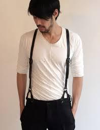 suspenders guy